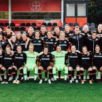 #oneteamonedream #Bayer04Frauen We like the official team picture - aaand the other one ;-) 📸 #MACHTLÄRM #dieLiga @die_liga