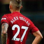A first taste of #OldTrafford for #AlexTelles 🤩 #MUFC #PremierLeague