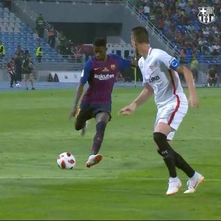 """""""巴塞罗那""""2021年1月18日视频"""