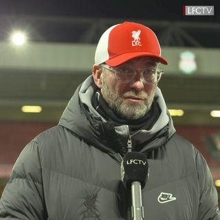 """""""利物浦""""2021年1月22日视频"""
