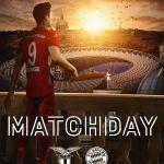 ⭐ #UCL MATCHDAY ⭐ #Packmas against Lazio! 🔥 #LAZFCB  __________ #FCBayern #MiaSanMia
