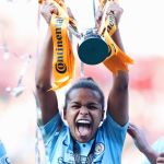 Continental Cup Winners 2019 🏆 @nikitaparris17 #onthisday #mancity