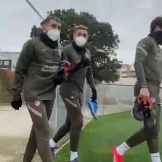 """""""马德里竞技""""2021年2月26日视频"""