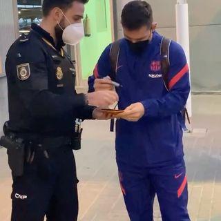 """""""巴塞罗那""""2021年3月1日视频"""