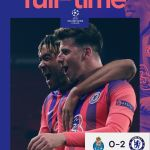 FT. Chilwell adds to Mount's opener to secure the win! ?? ?????????????????? ??????????????! ?? #PORCHE #CFC #Chelsea #UCL