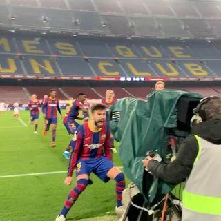 """""""巴塞罗那""""2021年4月17日视频"""