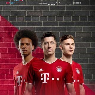 """""""拜仁慕尼黑""""2021年4月17日视频"""