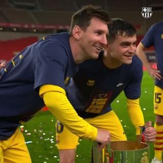 """""""巴塞罗那""""2021年4月19日视频"""