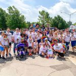 Happy #Pride!   The Thunder proudly celebrates the LGBTQ+ community! Join us downtown at this year's #OKCPride Parade on June 26th at 10 a.m! More info at @okcpridefest!