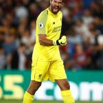 📸 So much love for Ali 😍 #LFC #LiverpoolFC #Alisson