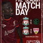 That 𝒎𝒂𝒕𝒄𝒉𝒅𝒂𝒚 𝒎𝒐𝒐𝒅 is finally back! 😄🔴 #LFC #LiverpoolFC #LFCPreSeason