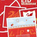 Happy Eid to all Reds celebrating ❤️🥳 #EidMubarak 🙌
