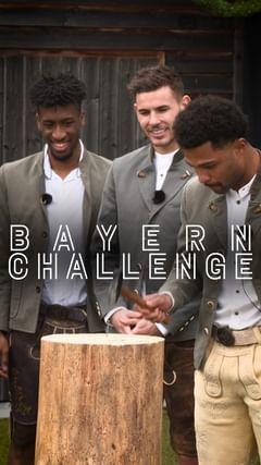 """""""拜仁慕尼黑""""视频-2021年7月31日"""