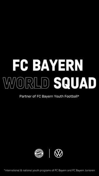 """""""拜仁慕尼黑""""视频-2021年9月7日"""