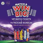 Win VIP match tickets and TV packages with Match & Win Big! ???? Link in bio for more info! ?? #mancity  UK/ROI, 18+, NPN NI & ROI, Closes 19.11.21