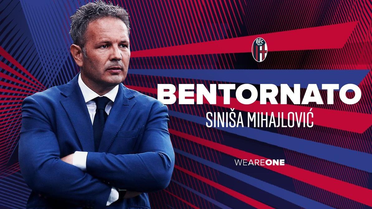 博洛尼亚解雇因扎吉,米哈伊洛维奇出任球队新帅