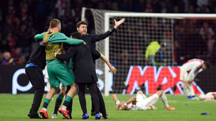 队史首次!热刺成第8支进入欧冠决赛的英超队