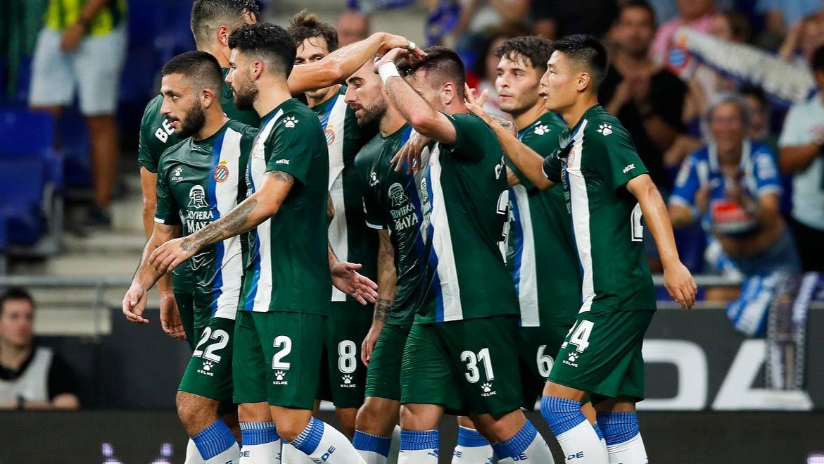 西班牙人晋级欧联附加赛,将对阵乌克兰球队索尔亚