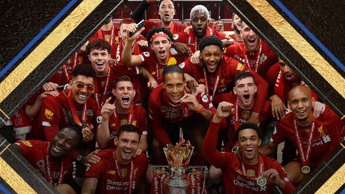官方:利物浦获BBC年度最佳球队,克洛普最佳主帅