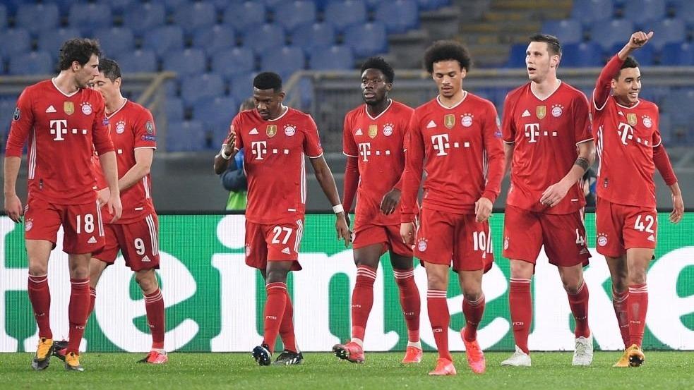 场均4球!拜仁慕尼黑过去11个非主场欧冠打进44球