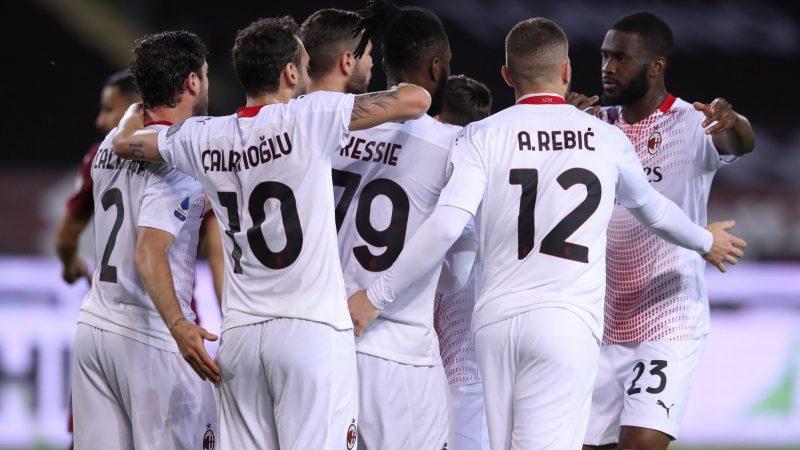 7-0大胜,AC米兰仅25年来首次在意甲单场打入7球