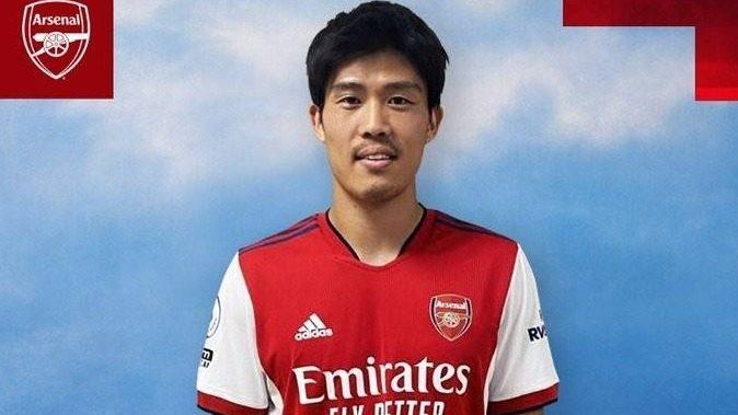 官方:阿森纳签下日本后卫富安健洋,转会费1800万欧元