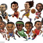 漫画:NBA联盟之PG篇
