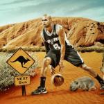 澳洲小子米尔斯壁纸