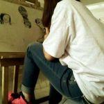 有才妹子手绘球鞋漫画