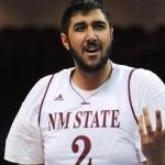 身高2米2以上篮球巨人