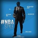 NBA STYLE!谁最骚?