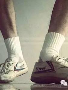 飞跃球鞋外国掀起热潮