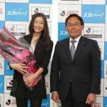曾任职日本联赛的女优