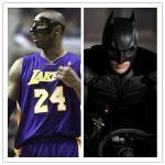 漫画英雄对比NBA球星