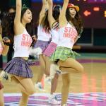 韩国宝贝热舞不惧露底